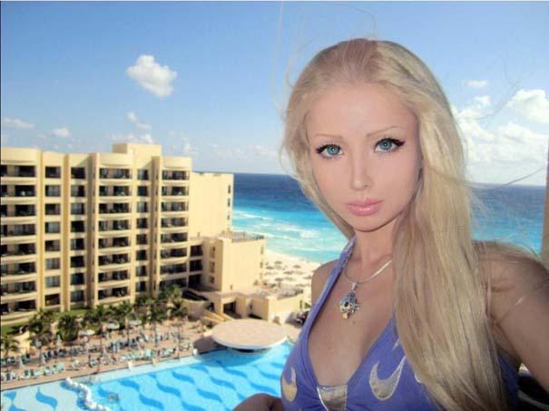 Η γυναίκα Barbie πριν και μετά την μεταμόρφωση (2)