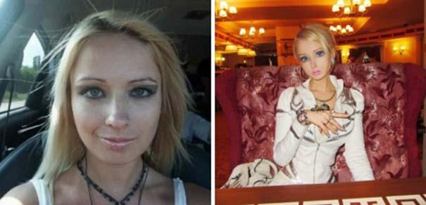 Η γυναίκα Barbie πριν και μετά την μεταμόρφωση (9)