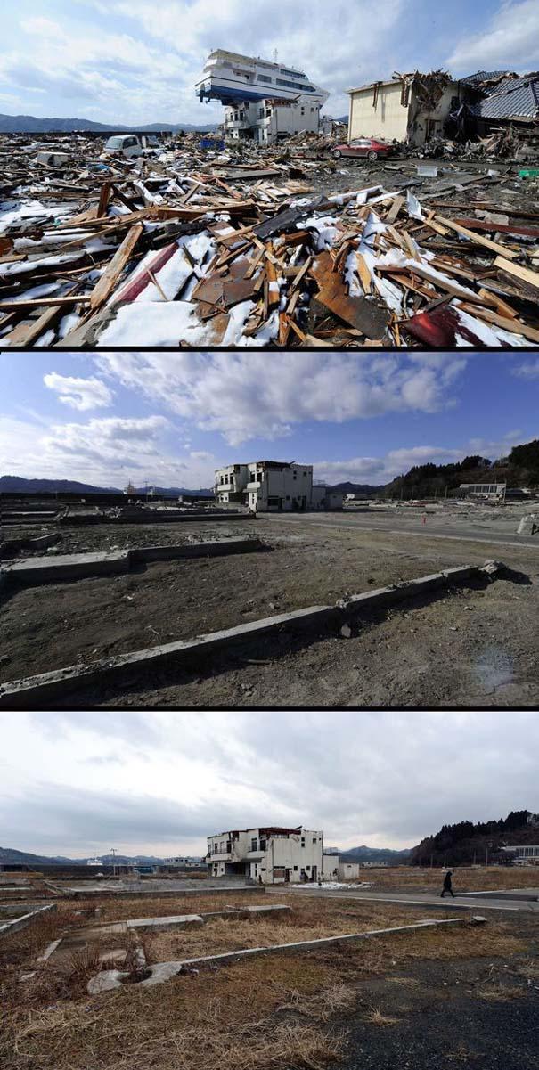 Ιαπωνία 2 χρόνια μετά το Τσουνάμι (2)