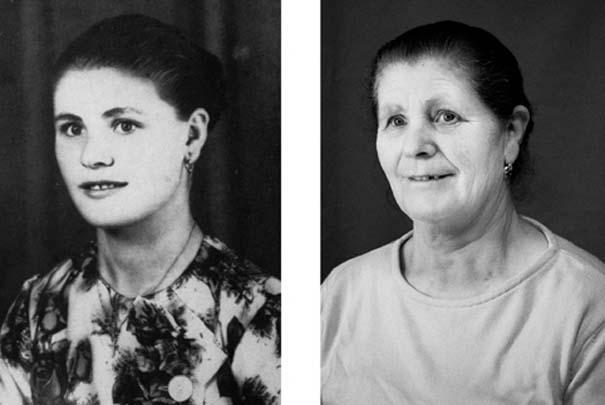 Ηλικιωμένοι ποζάρουν για αναπαράσταση φωτογραφιών από τα νιάτα τους (12)