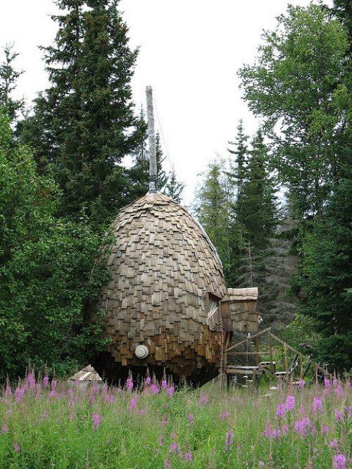 Μοναδικά και παράξενα σπίτια απ' όλο τον κόσμο (6)