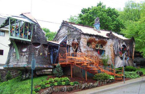 Μοναδικά και παράξενα σπίτια απ' όλο τον κόσμο (8)