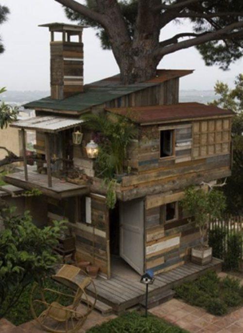 Μοναδικά και παράξενα σπίτια απ' όλο τον κόσμο (11)