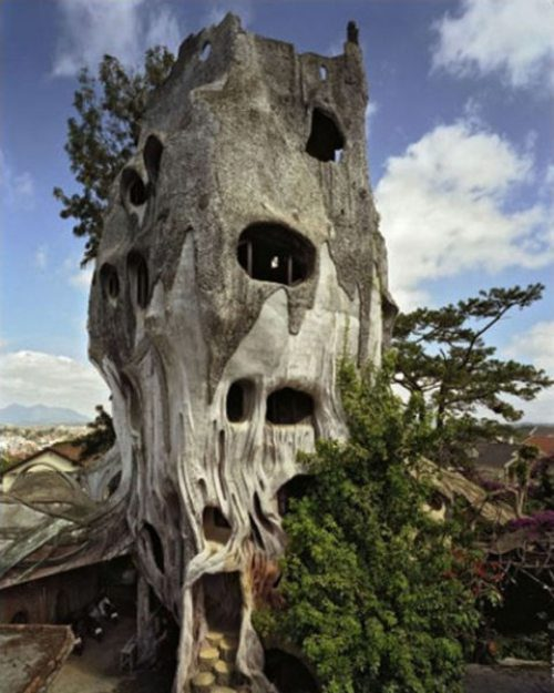 Μοναδικά και παράξενα σπίτια απ' όλο τον κόσμο (12)