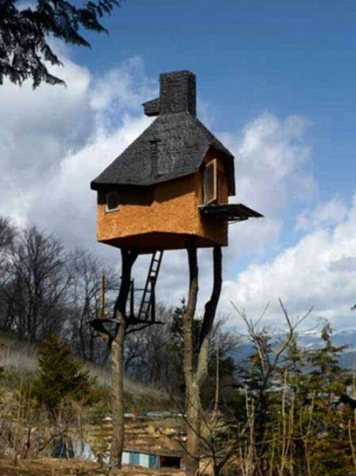 Μοναδικά και παράξενα σπίτια απ' όλο τον κόσμο (13)
