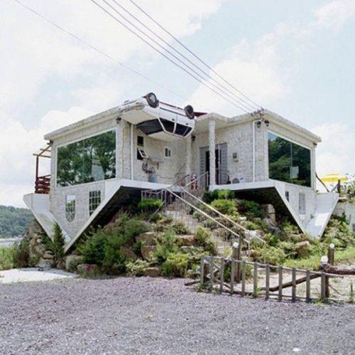 Μοναδικά και παράξενα σπίτια απ' όλο τον κόσμο (19)