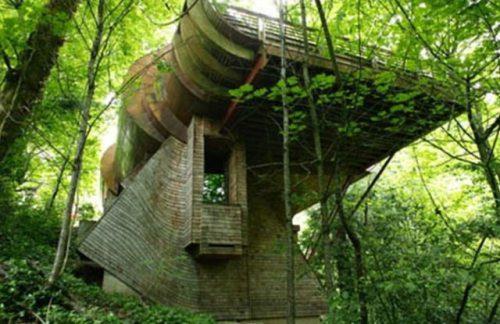 Μοναδικά και παράξενα σπίτια απ' όλο τον κόσμο (22)