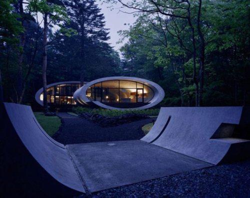 Μοναδικά και παράξενα σπίτια απ' όλο τον κόσμο (28)