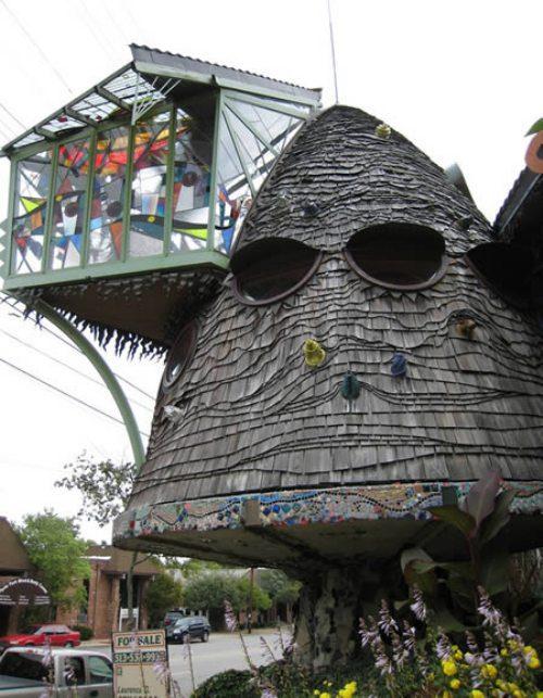 Μοναδικά και παράξενα σπίτια απ' όλο τον κόσμο (14)