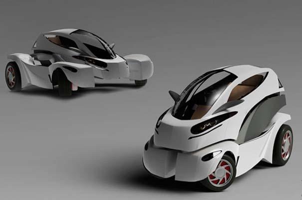 MONO: Το ηλεκτρικό όχημα transformer (1)
