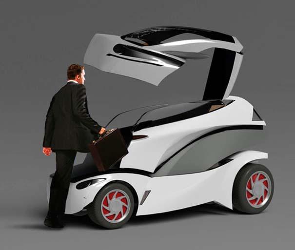 MONO: Το ηλεκτρικό όχημα transformer (2)