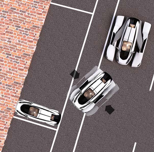 MONO: Το ηλεκτρικό όχημα transformer (4)