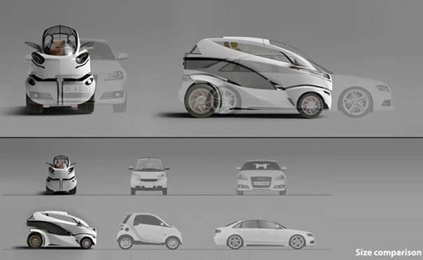 MONO: Το ηλεκτρικό όχημα transformer (5)