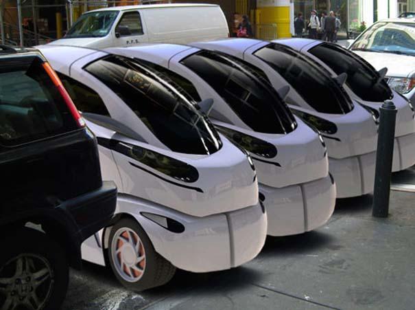 MONO: Το ηλεκτρικό όχημα transformer (7)