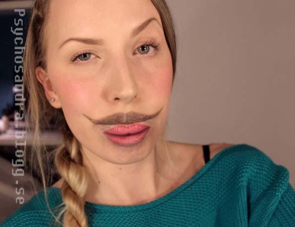 Παράξενα και δημιουργικά σχέδια σε χείλη (4)