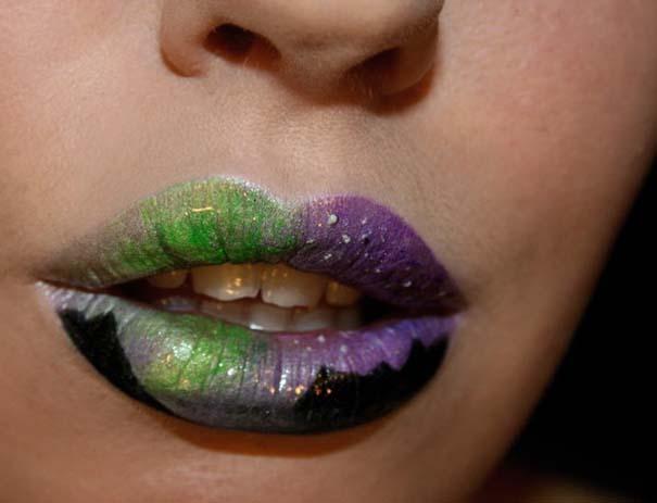 Παράξενα και δημιουργικά σχέδια σε χείλη (13)