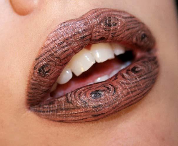 Παράξενα και δημιουργικά σχέδια σε χείλη (14)
