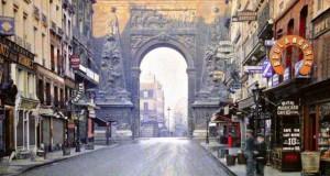 Το Παρίσι 100 χρόνια πριν και σήμερα