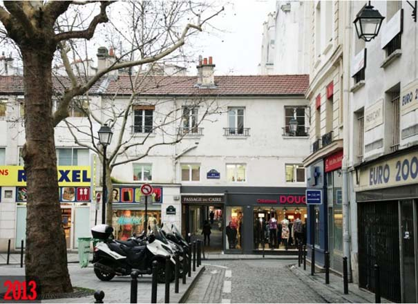 Το Παρίσι 100 χρόνια πριν και σήμερα (3)