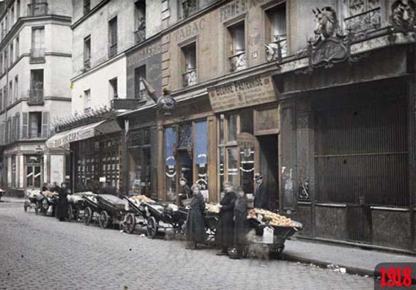 Το Παρίσι 100 χρόνια πριν και σήμερα (8)
