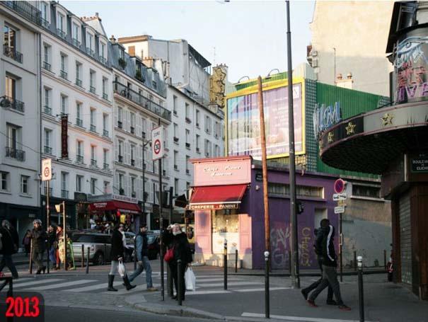 Το Παρίσι 100 χρόνια πριν και σήμερα (9)