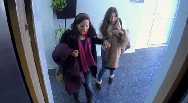 Κοινωνικό πείραμα: Φόνος στο ασανσέρ