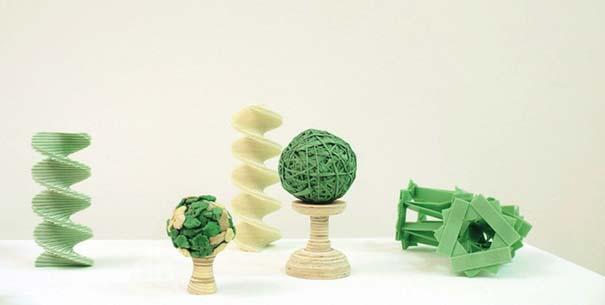Περίτεχνες 3D κατασκευές από τσίχλες (7)