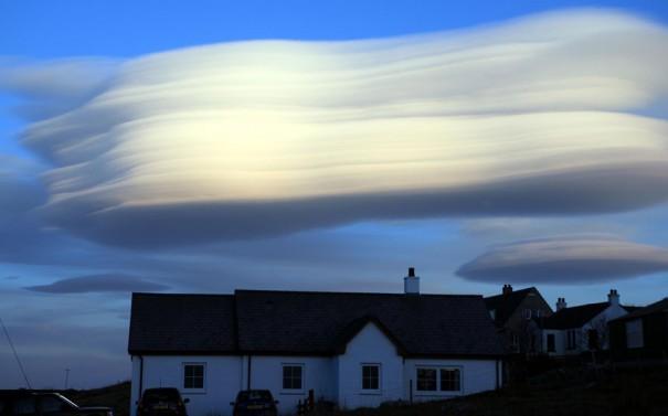 «Εξωγήινο» σύννεφο | Φωτογραφία της ημέρας