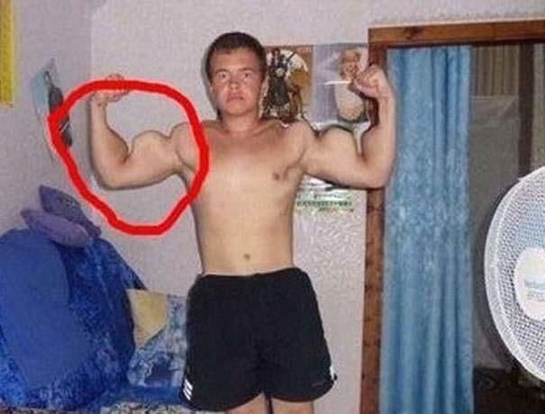 Απίστευτα λάθη στο Photoshop (2)