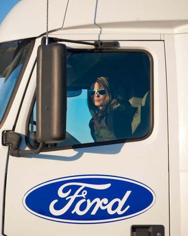 Η πιο όμορφη οδηγός φορτηγού στον κόσμο (8)