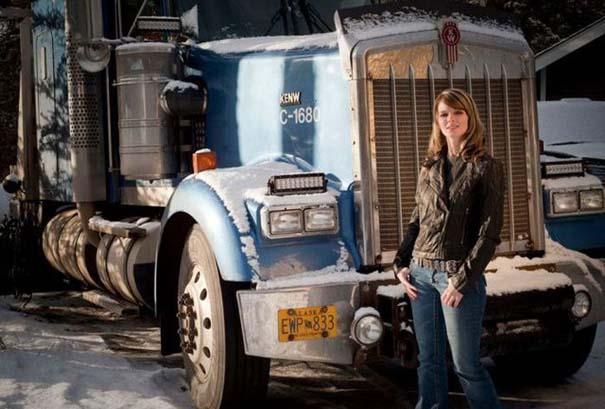 Η πιο όμορφη οδηγός φορτηγού στον κόσμο (9)