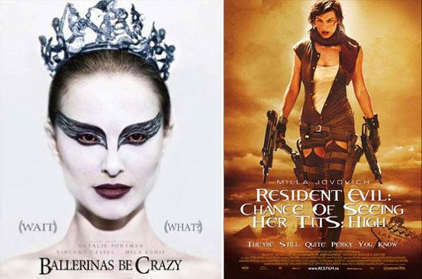 Posters ταινιών όπως θα έπρεπε να είναι (23)