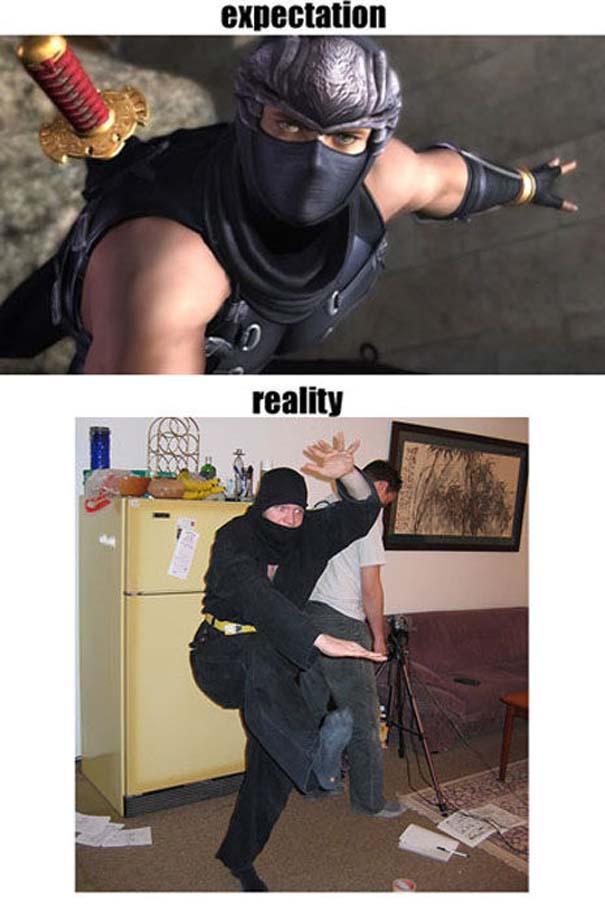 Προσδοκίες vs πραγματικότητα (5)