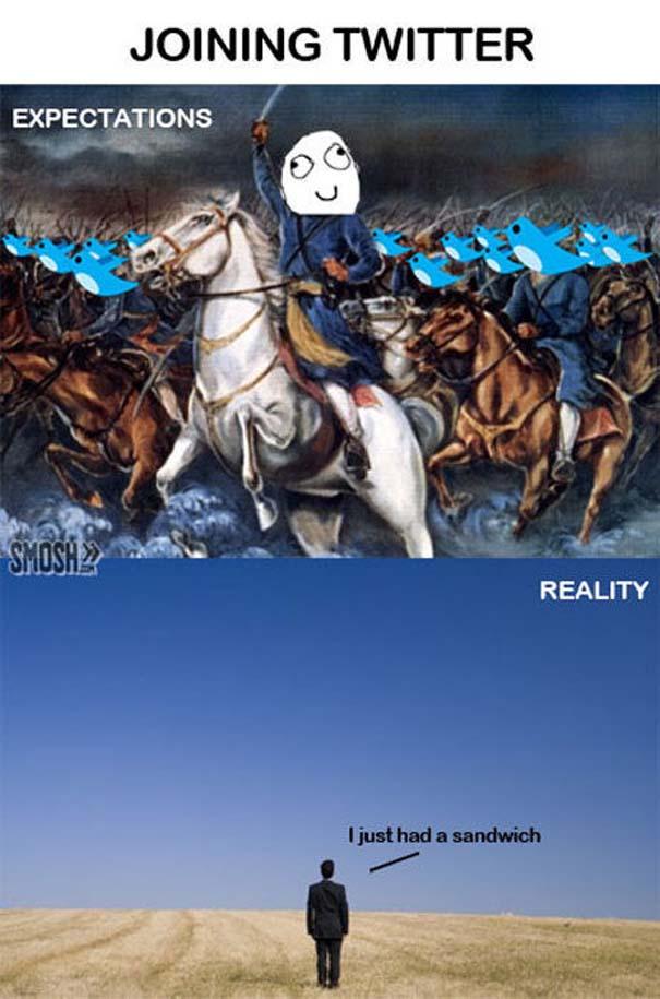 Προσδοκίες vs πραγματικότητα (7)