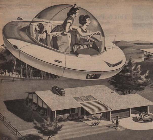 Προβλέψεις του παρελθόντος για τα μέσα μεταφοράς στο μέλλον (1)