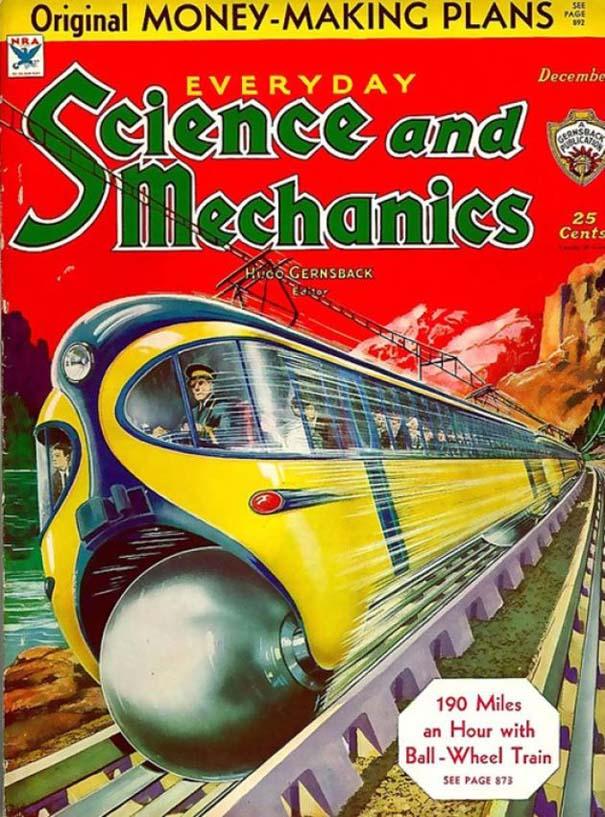 Προβλέψεις του παρελθόντος για τα μέσα μεταφοράς στο μέλλον (15)