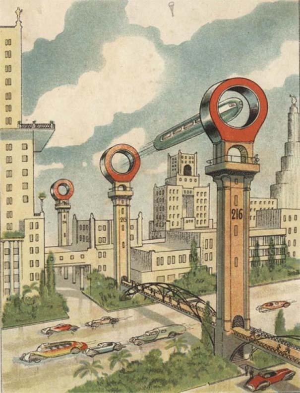Προβλέψεις του παρελθόντος για τα μέσα μεταφοράς στο μέλλον (17)