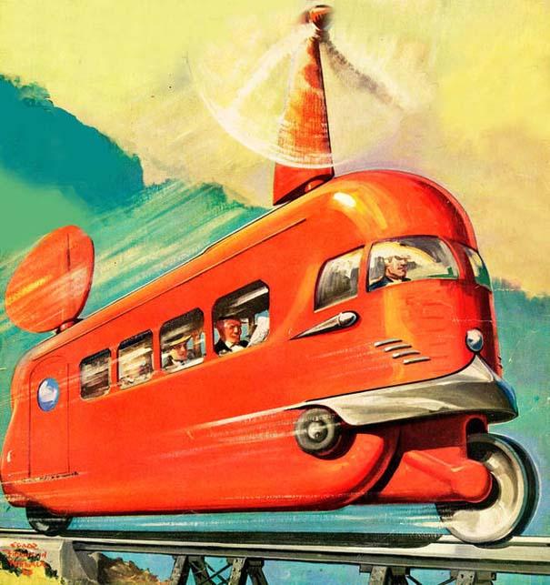 Προβλέψεις του παρελθόντος για τα μέσα μεταφοράς στο μέλλον (20)