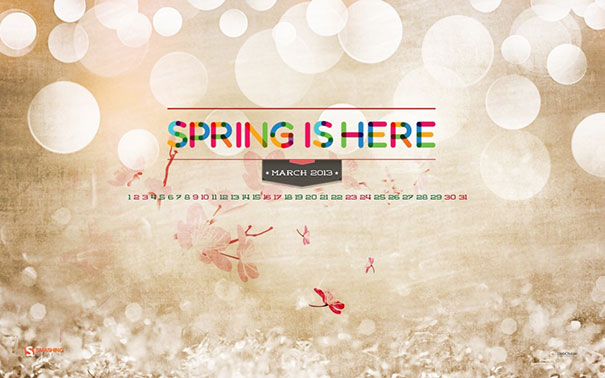 Wallpapers ημερολόγια Μαρτίου 2013 (1)