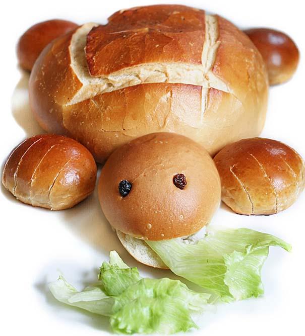 Τρόφιμα μετατρέπονται σε αστεία πλάσματα (12)