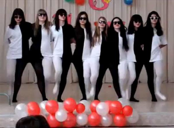 Το χορευτικό - οφθαλμαπάτη που μπερδεύει το μυαλό