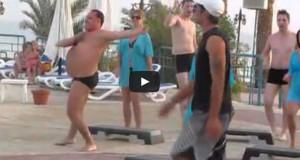 Ο χορός της… κοιλιάς (Video)