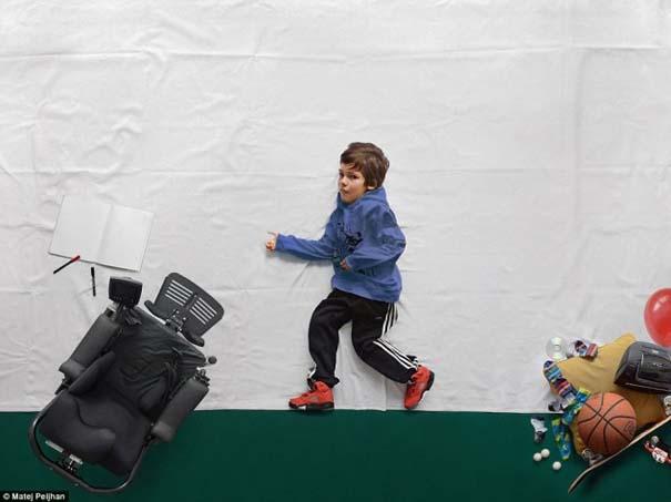12χρονος «σηκώθηκε» από το αναπηρικό καροτσάκι με μαγικό τρόπο (4)