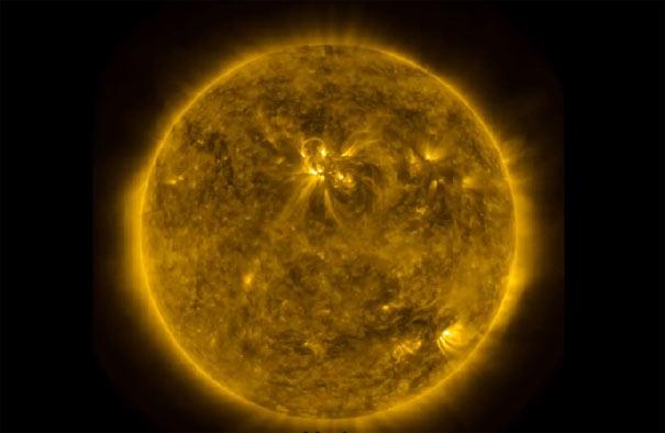 3 χρόνια δραστηριότητας του Ήλιου σε 3 λεπτά
