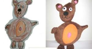 Αν οι παιδικές ζωγραφιές μετατρέπονταν σε παιχνίδια #3