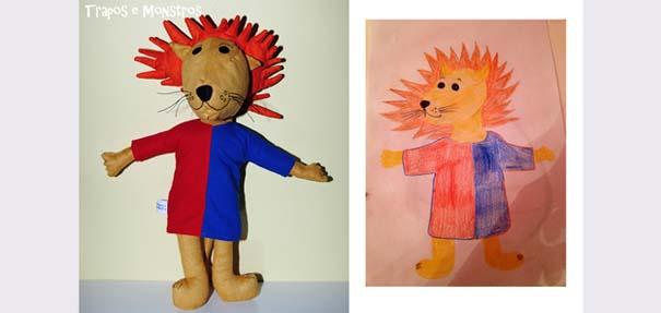 Αν οι παιδικές ζωγραφιές μετατρέπονταν σε παιχνίδια (24)