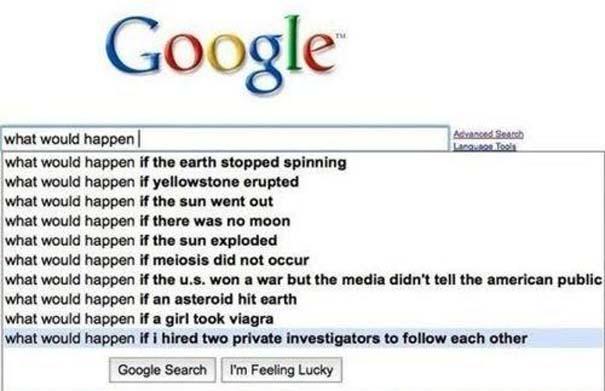 Η αστεία πλευρά του Google (6)