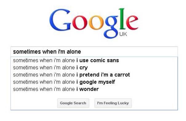 Η αστεία πλευρά του Google (10)