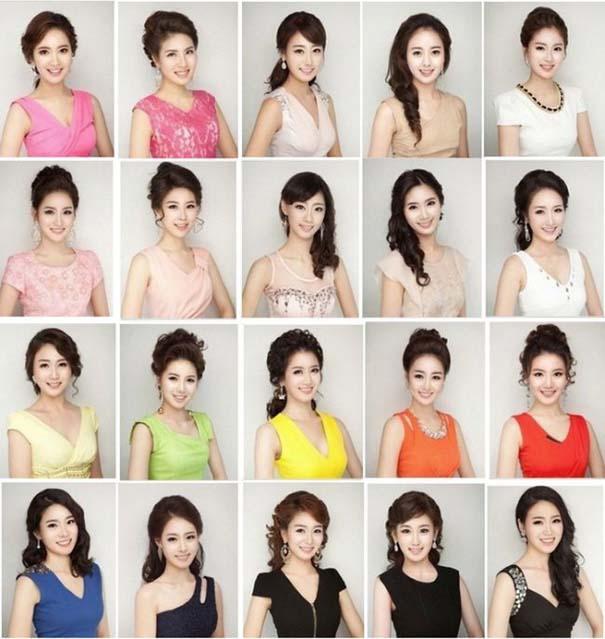 Τι κοινό έχουν οι διαγωνιζόμενες στα καλλιστεία της Νότιας Κορέας; (1)