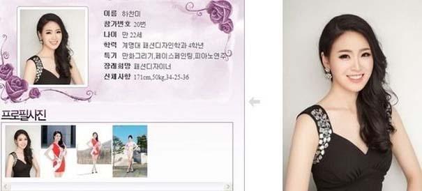 Τι κοινό έχουν οι διαγωνιζόμενες στα καλλιστεία της Νότιας Κορέας; (10)